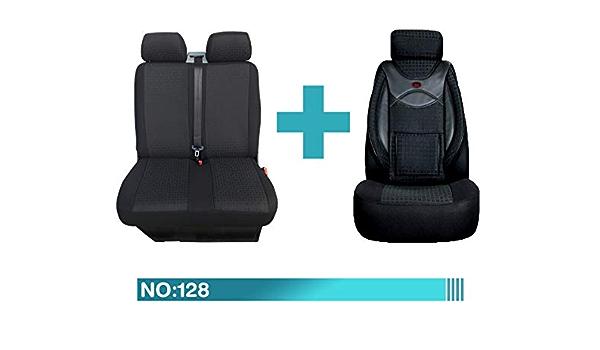 Sitzbezüge Mercedes Sprinter W907 W910 1 2 Fahrer Mit Doppelsitzbank Ab Bj 2018 Farbnummer 128 Baby
