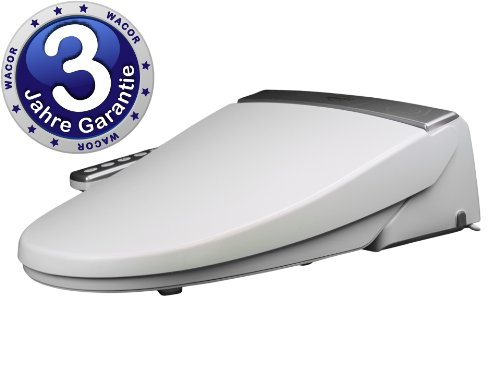 2x WACOR Dusch-WC MEWATEC E300 Top Gerät in Top Qualität Preisleistungssieger mit deutscher Hilfsmittelnummer