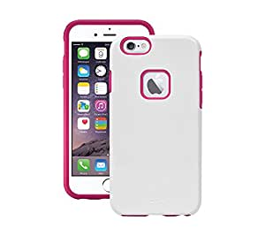 iLuv Regatta Case for iPhone 6 4.7-Inch - Retail Packaging - White