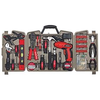 Apollo Precision Tools DT0738 161 Piece Household Tool Kit by Apollo Tools