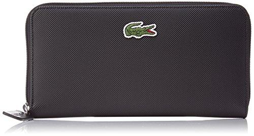 Lacoste Damen L1212 Concept Brieftasche, Noir (Black), One Size