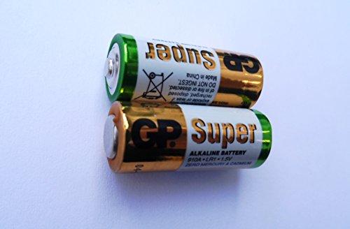 2x GP 910A LR1N Type 1.5V Batterien (2Pack-von Bulk Supplies)