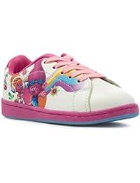 Trolls 2200-2578 Mädchen Sneaker, Flashing Schuhe, mehrfarbig, Poppy (29)