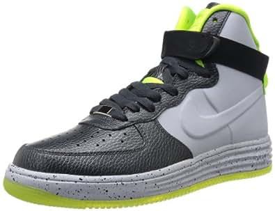 Nike  Lunar Force 1 Lux Vt, Sneakers Basses homme - noir - Schwarz, 41