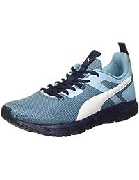 Puma Women's Progression Duo Wn S Idp Peacoat-Milky B Running Shoes