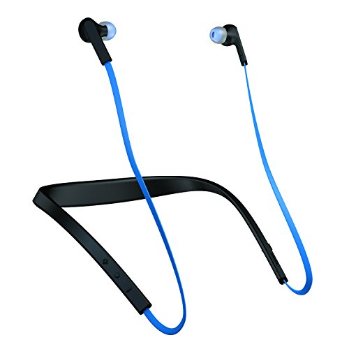 Jabra Halo Smart Wireless bluetooth in ear headset - Blue...