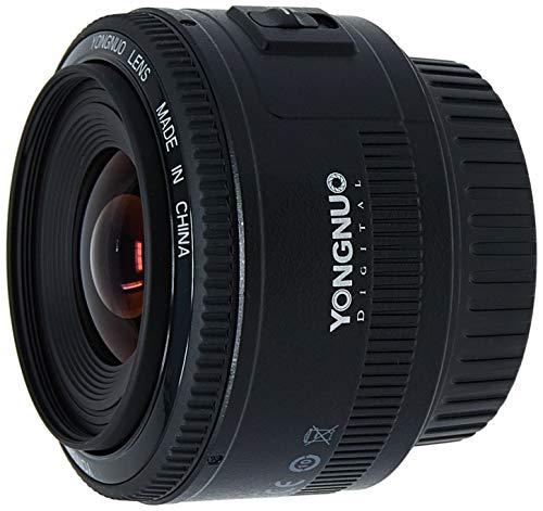 Yongnuo yn35mm Canon-Obiettivo per fotocamera DSLR