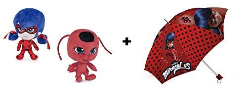 Prodigiosa, Las aventuras Ladybug - Pack Paraguas