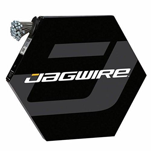 JAGWIRE   CABLE DE FRENO GALVANIZADO COMPATIBLE CON SRAM Y SHIMANO (1 5 MM  1 7 M  100 PIEZAS)
