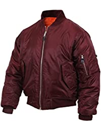 ROTHCO Men's Jacket red burgundy
