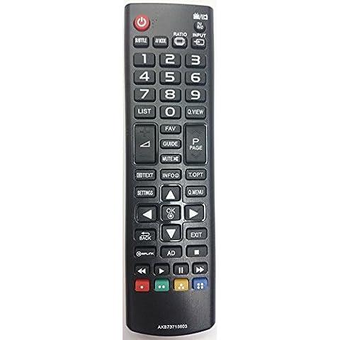 NUEVO Control Remoto reemplazado akb73715603ajuste para LG
