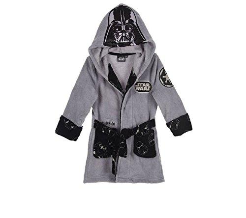 Star Wars - Vestaglia -  ragazzo Grey 4 Anni (104 cm)