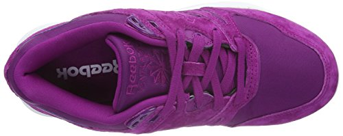 Reebok Ventilator Summer Brights, Baskets Basses Femme Violet - Violett (Fierce Fuchsia/White)