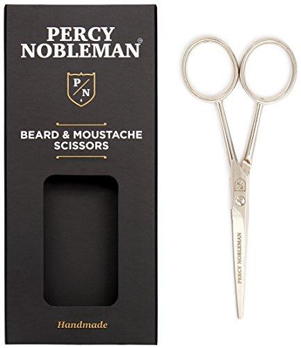 Percy Nobleman-Forbici per barba e baffi