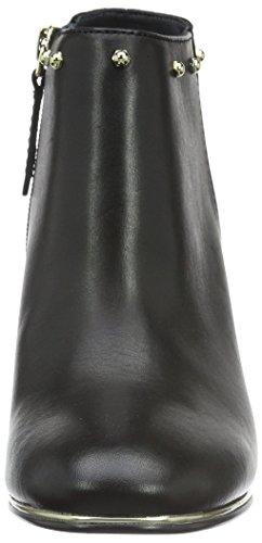 Tommy Hilfiger D1285ENISE 8C, Bottines non doublées femme Noir (Black990)