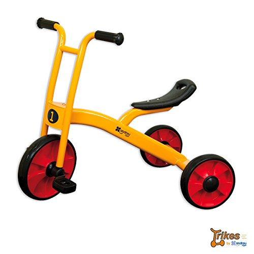 Andreu-Toys-75-x-58-x-49-cm-Endurance-Trike-3-6-Years-Multi-Colour