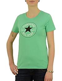 Converse Damen Solid Chuck Patch Tee T-Shirt