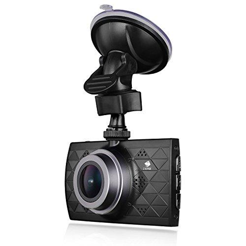 Z-EDGE Ultra HD Dashcam 1440P -3,0 Zoll Display