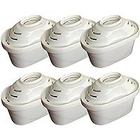 Puro Acqua Brocca caraffa di sostituzione per qualsiasi 3.5L compatibile–Sei.