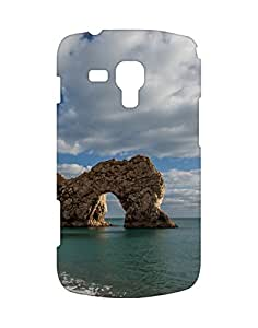 Mobifry Back case cover for Samsung Galaxy S Duos S7562 Mobile ( Printed design)