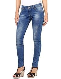 KRISP® Femmes Jeans Slim Skinny Denim Différents Modèles