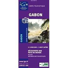 Gabon: IGN.M.P.85123 - 1/1000000