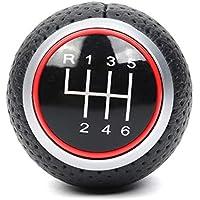 FeLiCia 6 Velocidad Manual Coche Cambio Perilla para Audi A4 S4 B8 8K A5 8T Q5