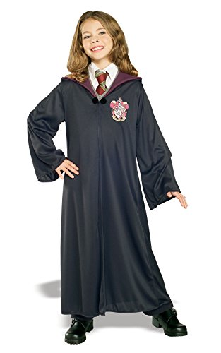 Rubies-Official-Harry-Potter-Gryffindor-Classic-Robe-Childs-Costume