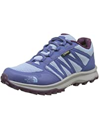 The North Face Litewave Fastpack Gore-Tex, Chaussures de Randonnée Basses Femme