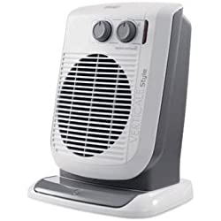 DeLonghi HVF-3533B 3kW Upright Oscillating Fan Heater
