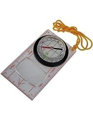 AceCamp Fluoreszierender Kartenkompass, 3116