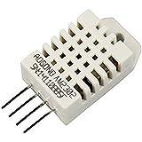 AZDelivery DHT 22 / AM2302 Temperatur- und Luftfeuchtigkeitssensor für Arduino und Raspberry Pi