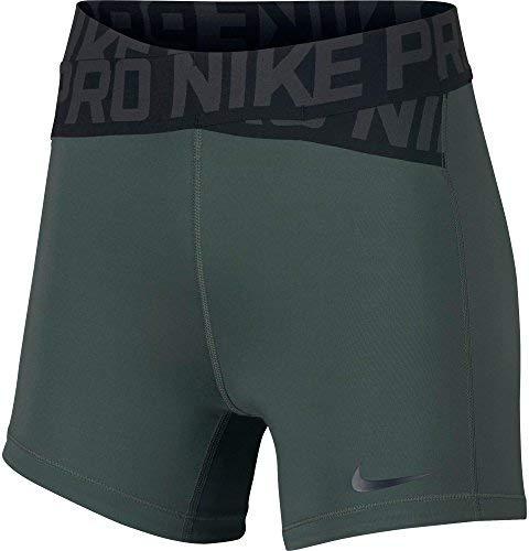 Nike Pro Damen 12,7cm Crossover Training Shorts, Damen, Vintage Green, X-Large