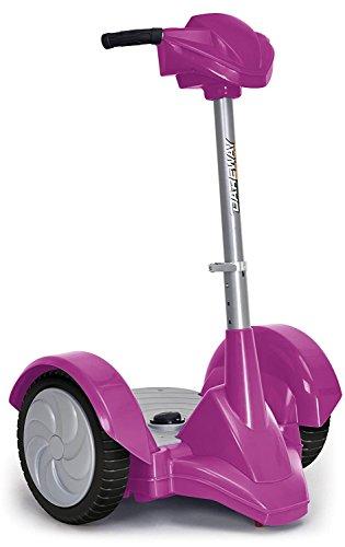 Feber - Patín eléctrico Dareway Revolution 12 V, color rosa (Famosa 800010841)