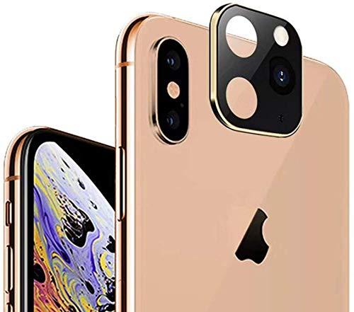 Hozora Teléfono Cámara HD Lente Protector iPhone