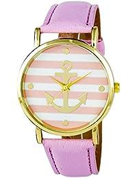 Addic Sailor's Sweetheart Light Pink & Gold Women's Watch