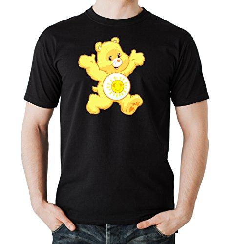 Certified Freak Sunny Bear T-Shirt Black XXL -