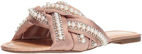Jessica SimpsonJS-RHONDALIN - Rhondalin Damen, Beige (Nude Blush), 35 B(M) EU Blush Satin Schuhe