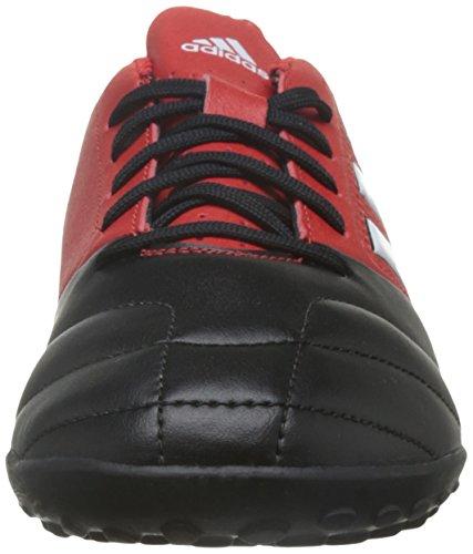 adidas Ace 17.4 Tf, pour les Chaussures de Formation de Football Homme Rouge (Rojo/ftwbla/negbas)