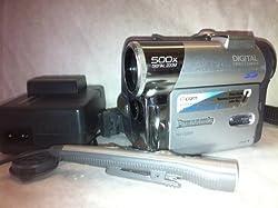 Panasonic Nv-gs55 Digital Video Camera!