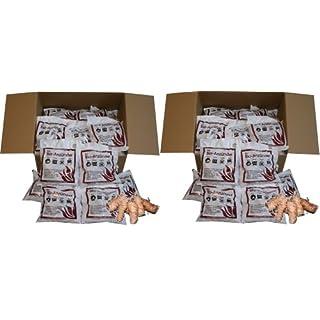 650 Ritz Bio Kamin & Grill Feuer Anzünder, Kaminanzünder für Holz & Kohle + 1x Reinigungsscheit Entrußer für Holz & Kohle