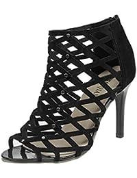17cc3690ef460 LUCKYCAT Amazon, Sandales d été Femme Chaussures de Été Sandales à Talons  Chaussures Plates