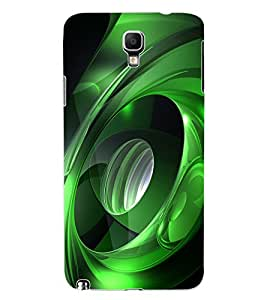 ColourCraft Abstract Image Design Back Case Cover for SAMSUNG GALAXY NOTE 3 NEO N7505