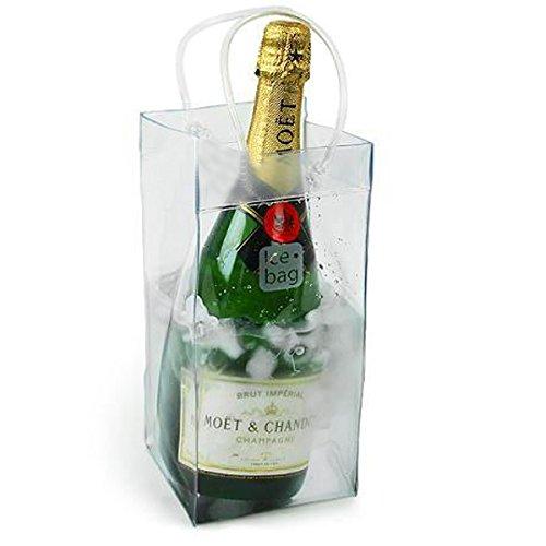 Bottiglia di vino Pixnor ghiaccio refrigeratore Carrier