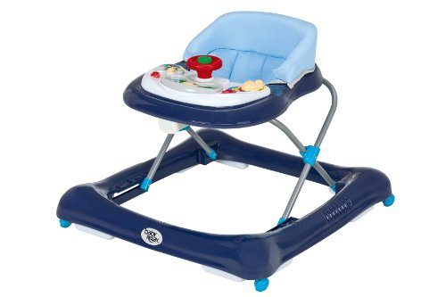 Baby Relax 27574685 - Girello Ludo, Navy/Light blue