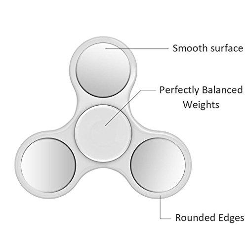 Anyang-Fidget-Spinner-Triangle-Glow-Dedo-Fingertip-Gyro-Finger-Espiral-De-Alta-Velocidad-Super-Durable-Descompresin-Juguetes-blanco