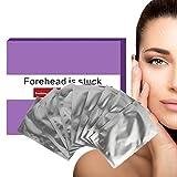cerotti antirughe, compresse per la pelle del viso, anti-rughe anti fronte maschera patch linee pelle idratante riparazione pad adesivo