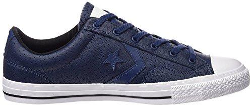 Converse Star Player Ox, Sneaker Unisex – Adulto Blu
