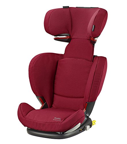 Bébé Confort 88248990 RodiFix AirProtect, Gruppo 2/3 , 15-36 kg , Robin red
