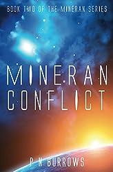Mineran Conflict (Mineran Series Book 2)